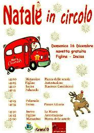 WEEK END NATALIZIO A FIGLINE E INCISA VALDARNO